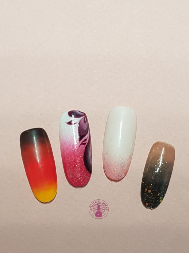 Formation Nail Art by Tartofraises